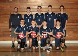 Volleyball juvénile masculin 2019-2020